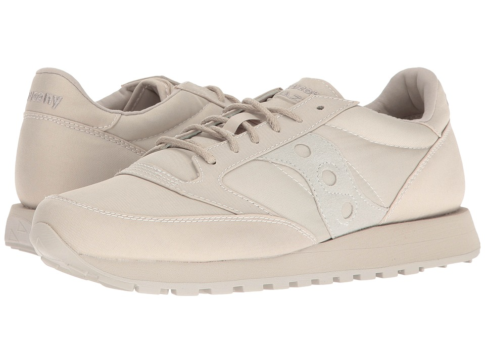 Saucony Originals - Jazz O Mono (Light Grey) Men's Classic Shoes