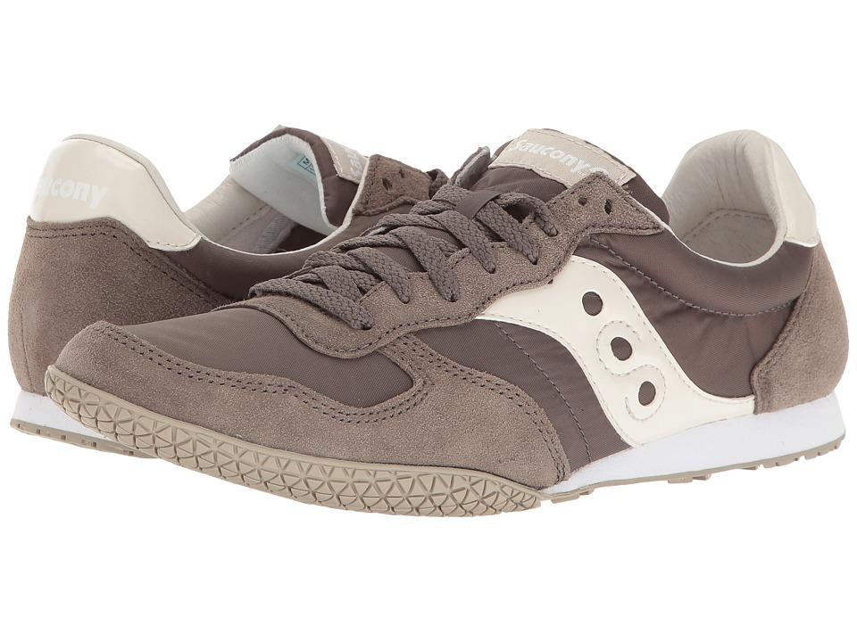 Saucony Originals - Bullet (Taupe) Men's Classic Shoes