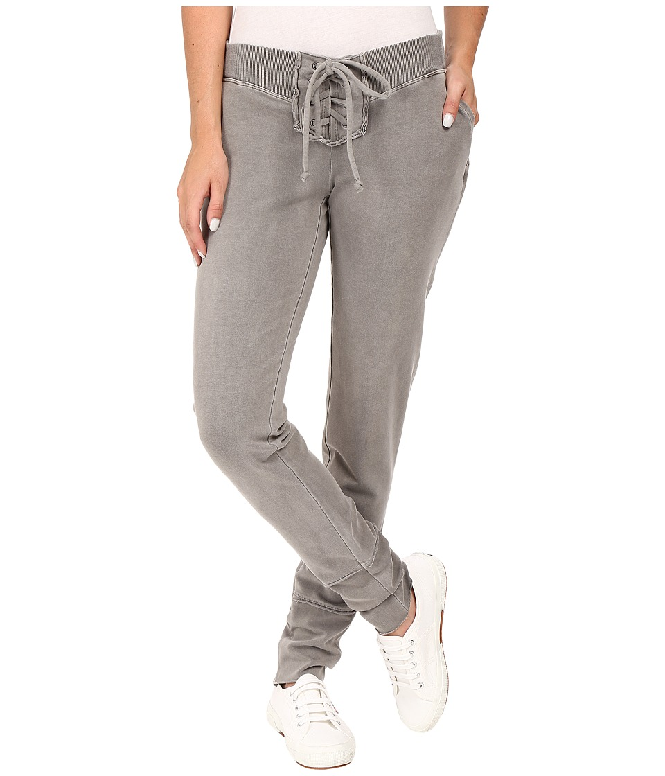 Young Fabulous & Broke - Kelela Pants (Grey) Women's Casual Pants
