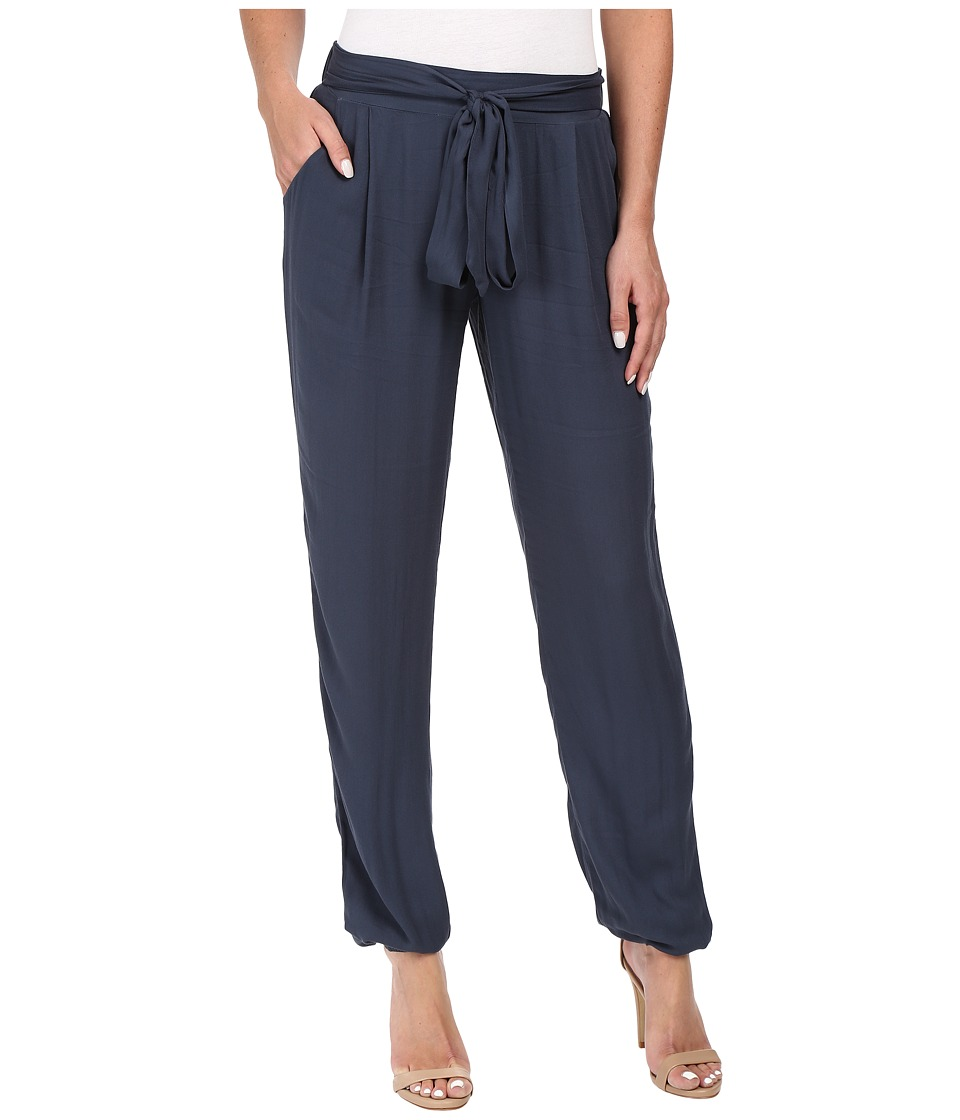 Young Fabulous & Broke - Ciarra Pants (Indigo) Women's Casual Pants