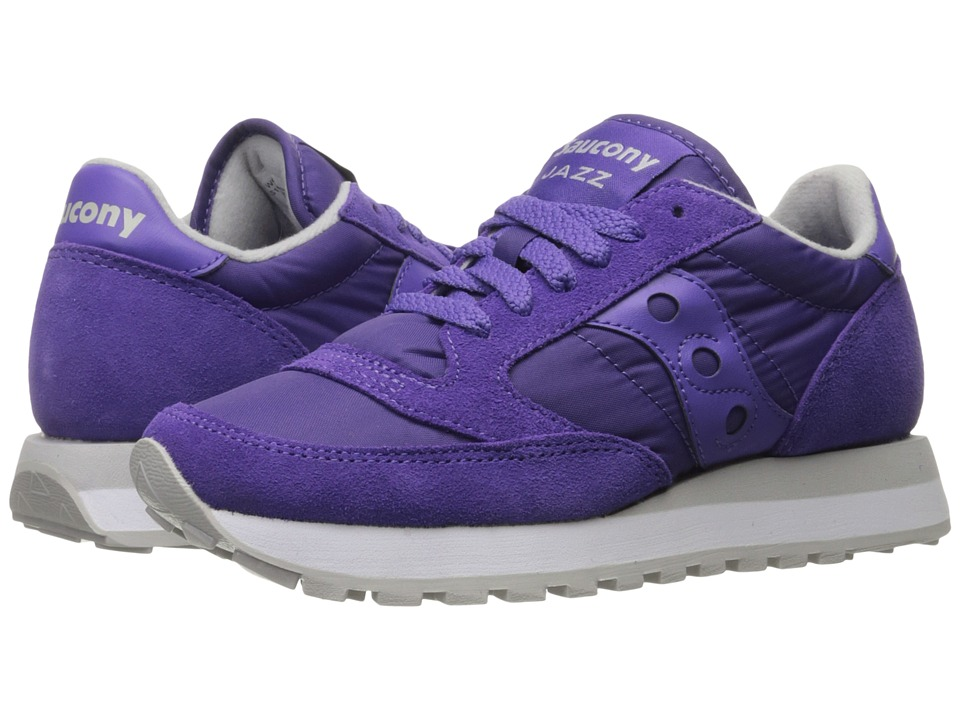 Saucony Originals - Jazz Original (Purple 1) Women's Classic Shoes
