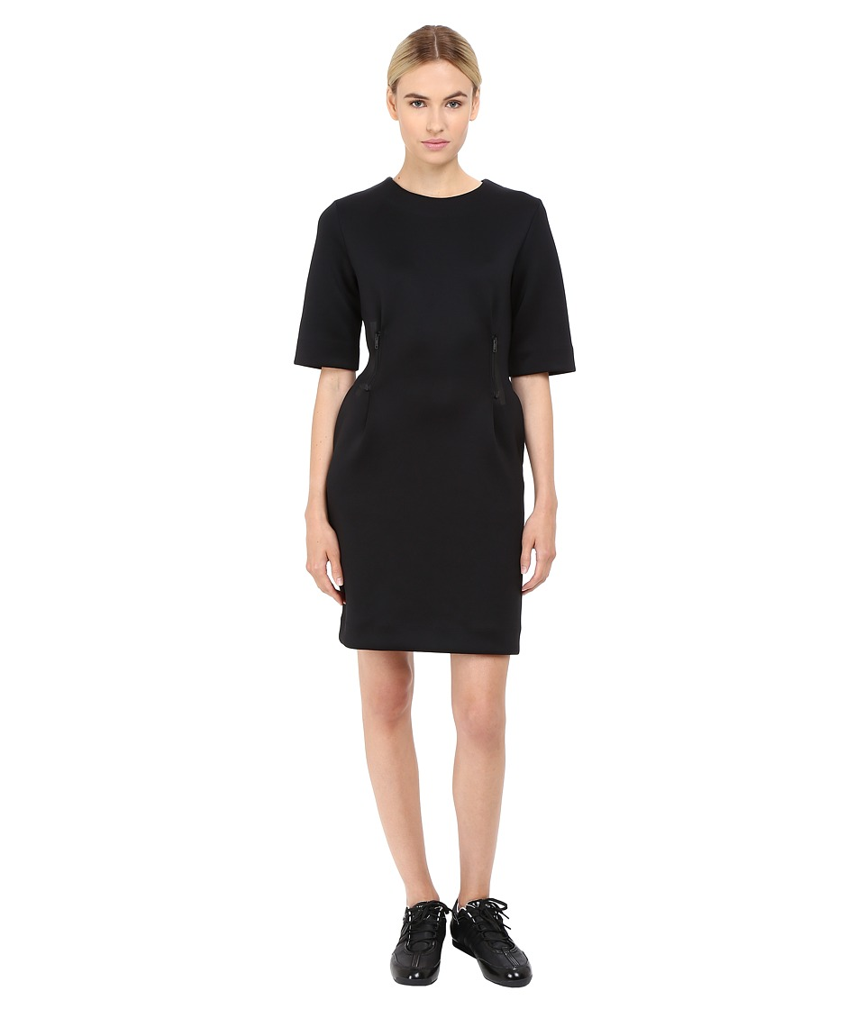 adidas Y-3 by Yohji Yamamoto - Spacer Dress (Black) Women's Dress