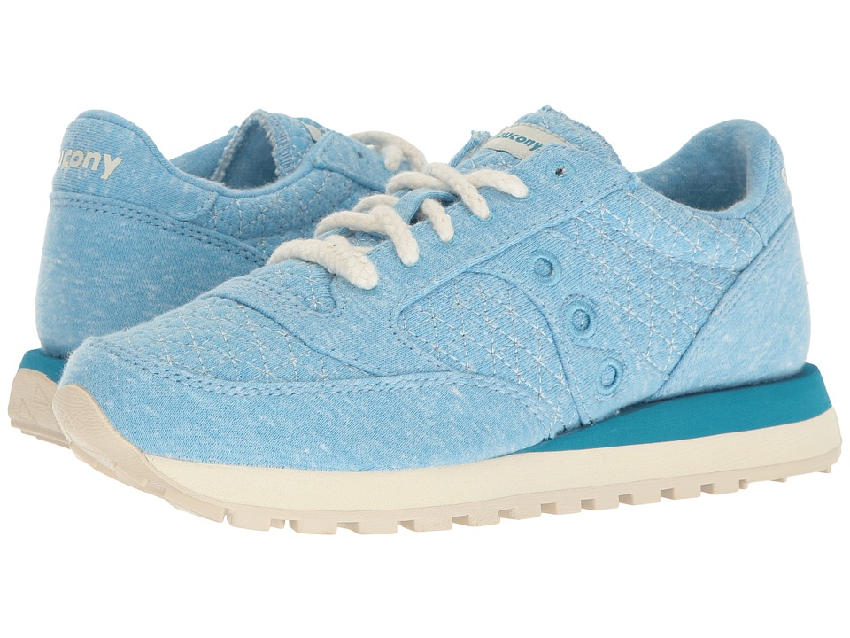 Saucony Originals - Jazz O Cozy (Light Blue) Women's Classic Shoes