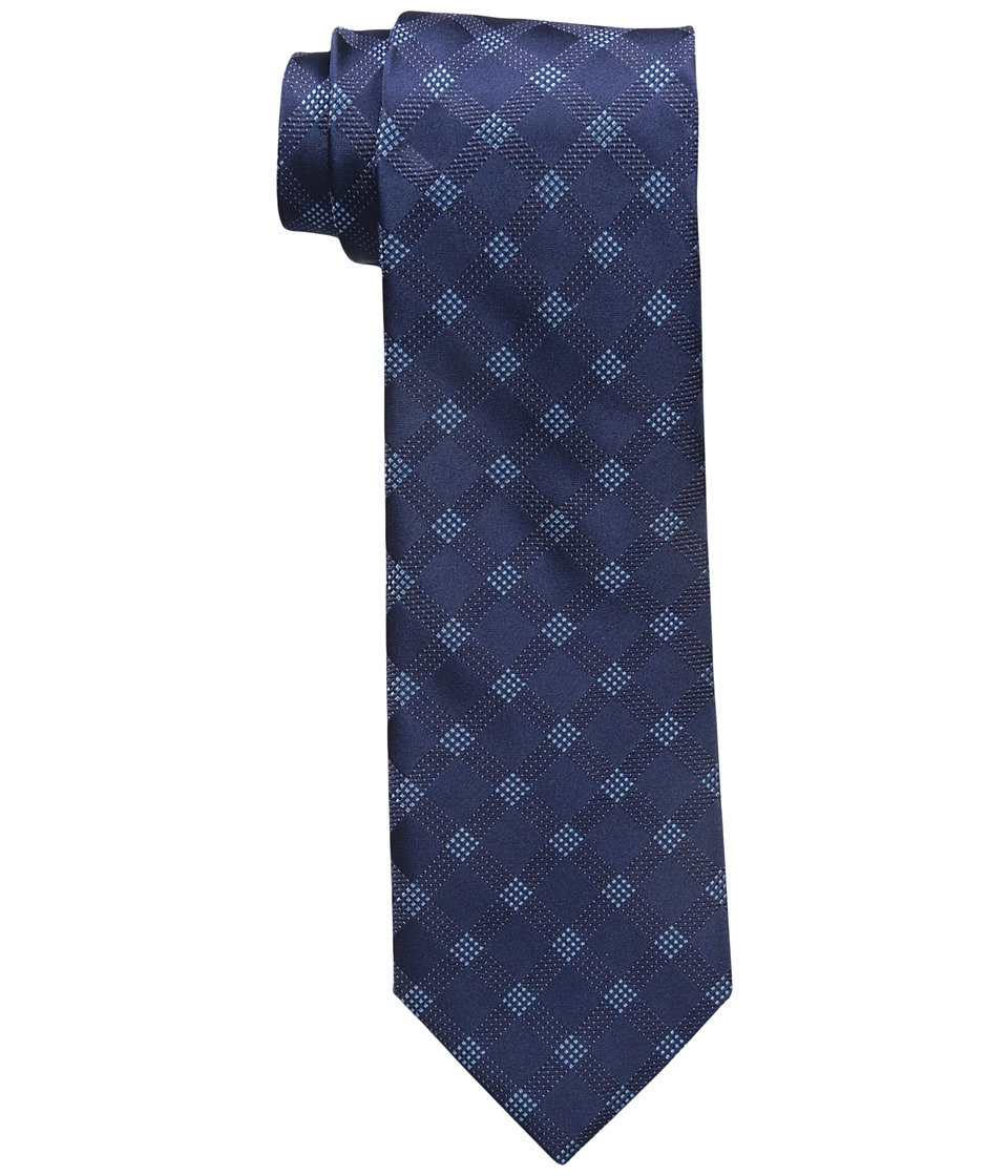 MICHAEL Michael Kors - Pixel Grid (Turquoise) Ties