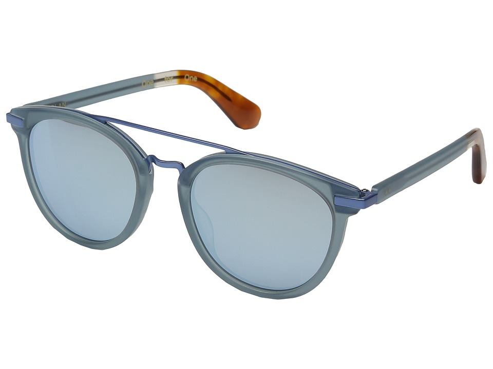 TOMS - Harlan (Medium Blue) Fashion Sunglasses