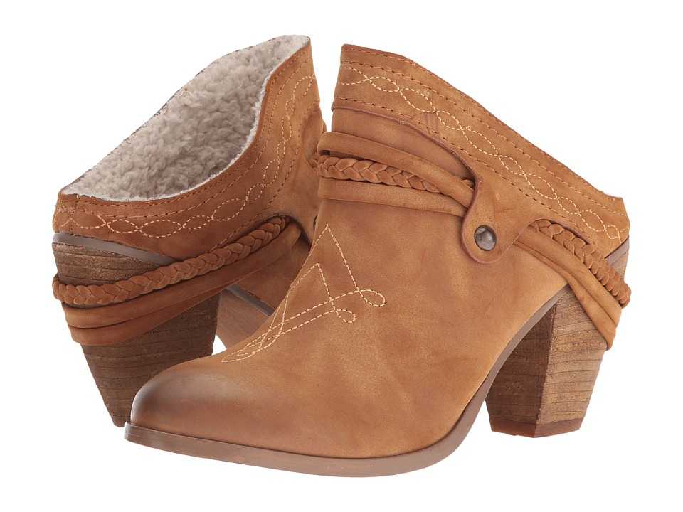 Not Rated - Big Bear (Tan) Women's Boots