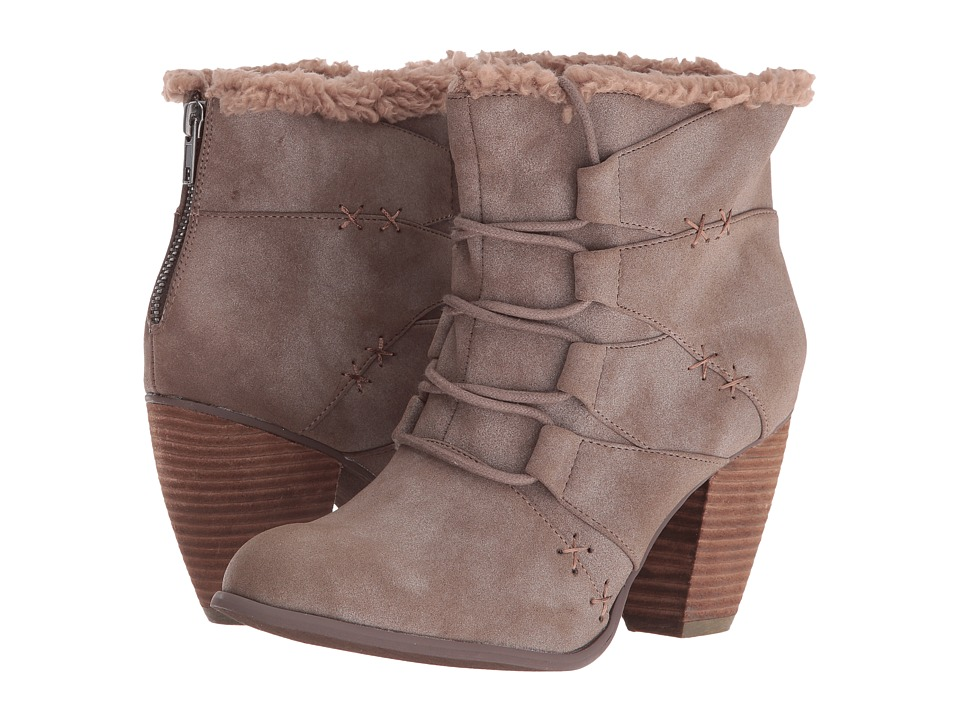 Not Rated - Primrose (Taupe) Women's Shoes
