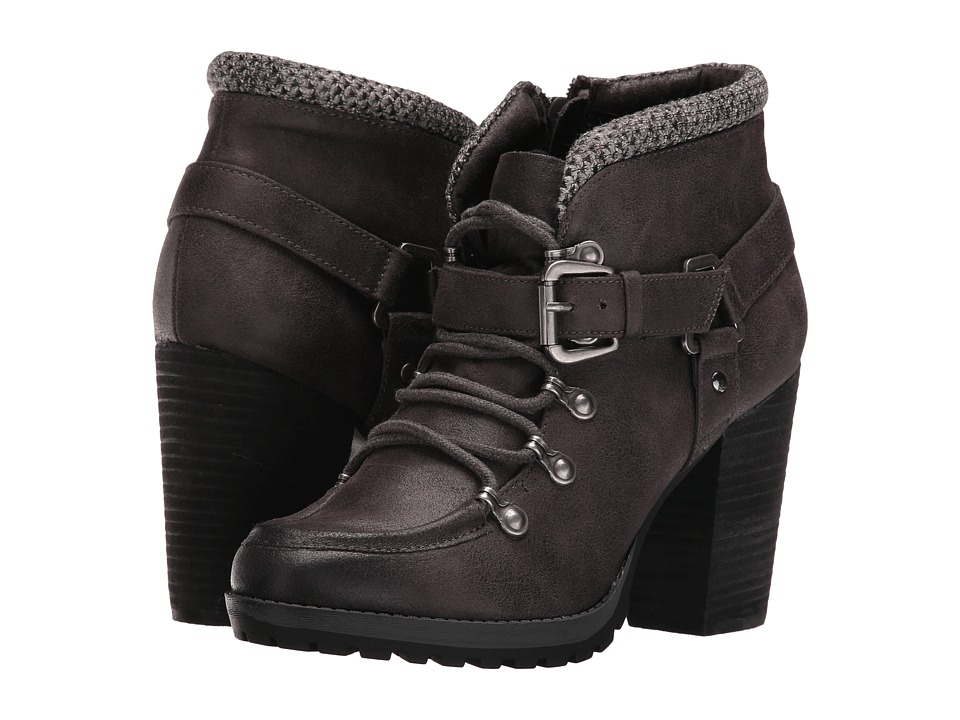 Not Rated - So Gully (Grey) Women's Boots