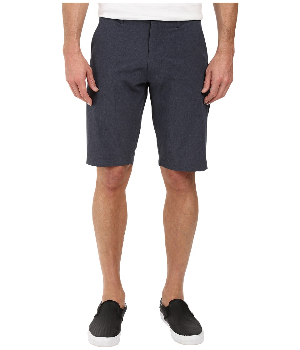 Fox - Essex Tech Stretch Shorts (Pewter) Men's Shorts