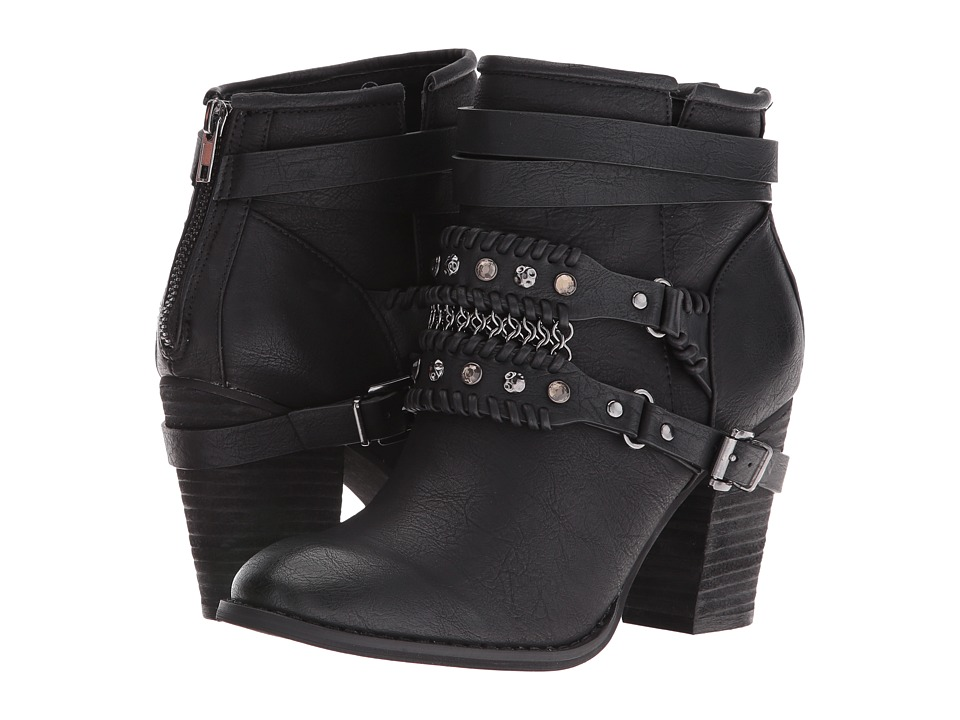 Not Rated - Nae Nae (Black) Women's Boots