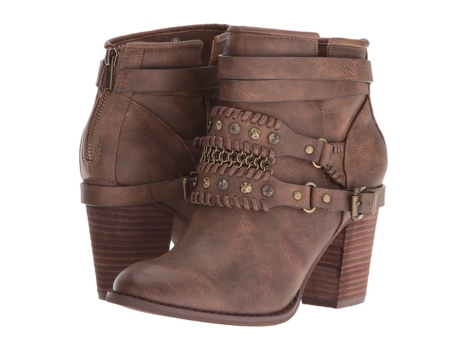Not Rated - Nae Nae (Brown) Women's Boots
