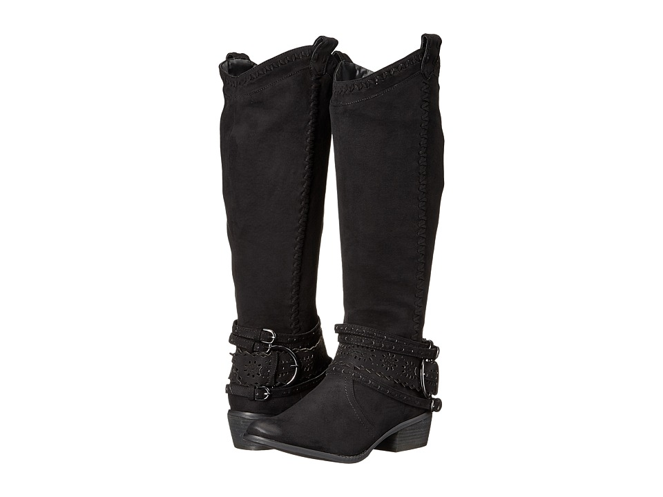 Not Rated - Lady Swag (Black) Women's Boots