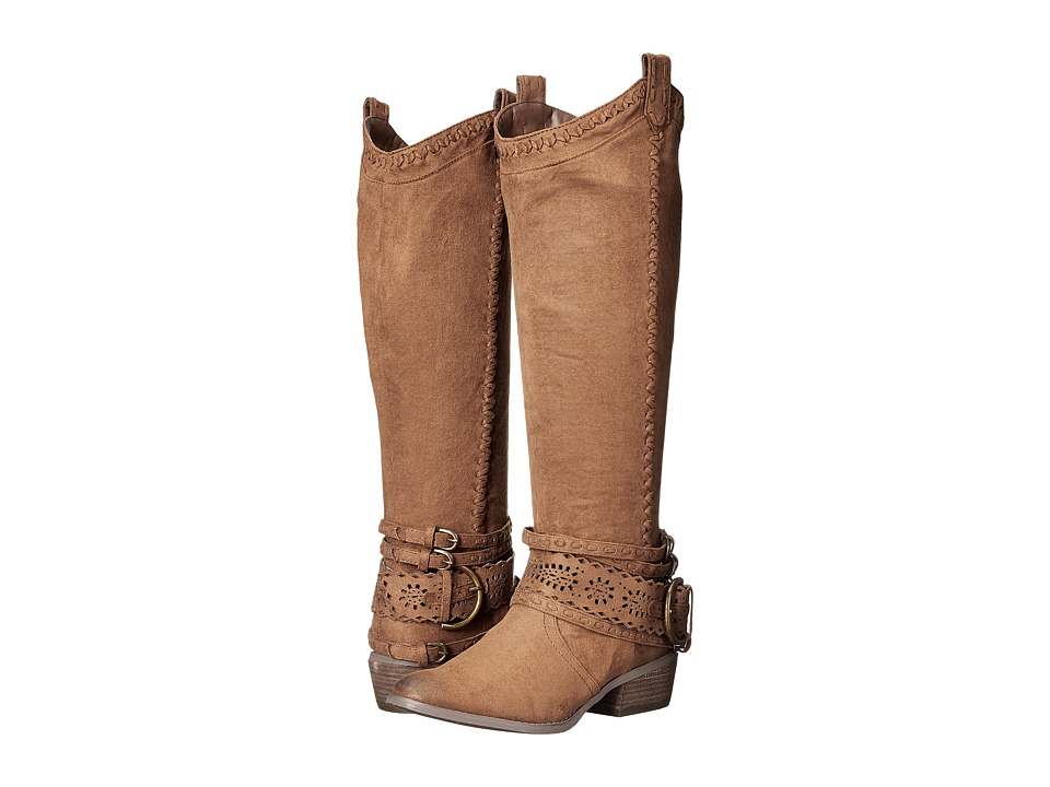 Not Rated - Lady Swag (Tan) Women's Boots