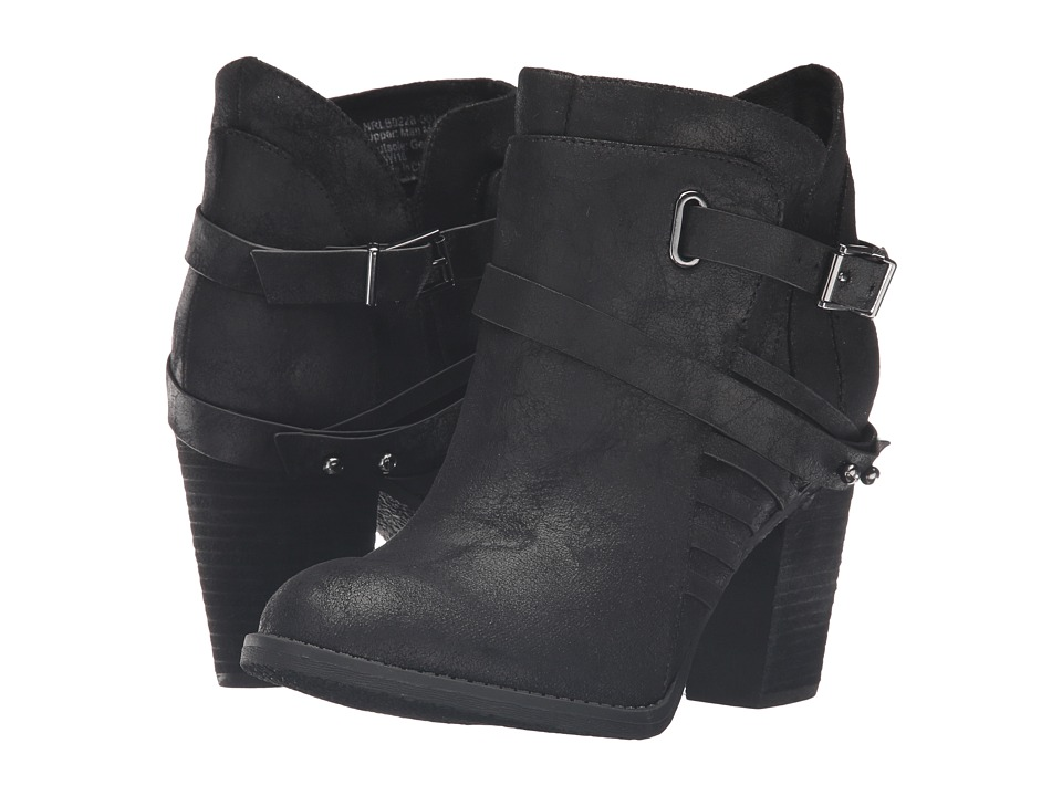 Not Rated - Whip (Black) Women's Shoes