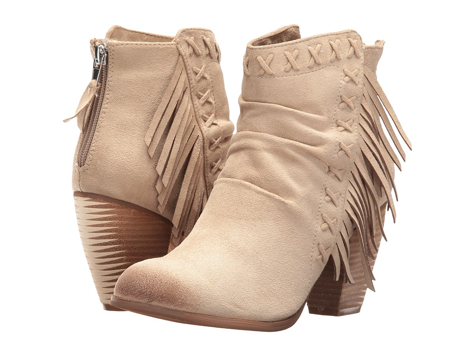 Not Rated - Angie (Cream) Women's Boots