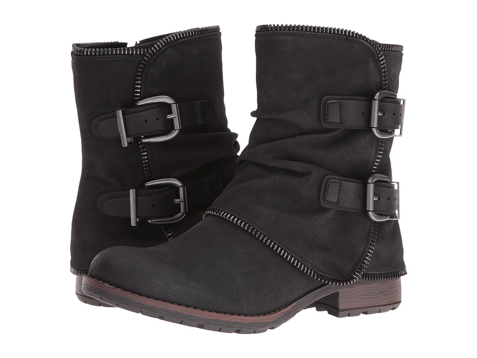 Not Rated - Moonwalkin (Black) Women's Shoes