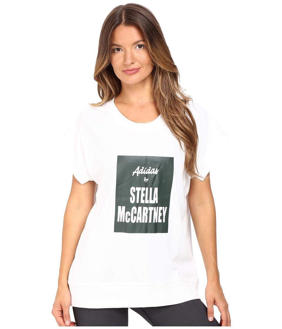adidas by Stella McCartney Yoga Tee AX7246 (White) Women