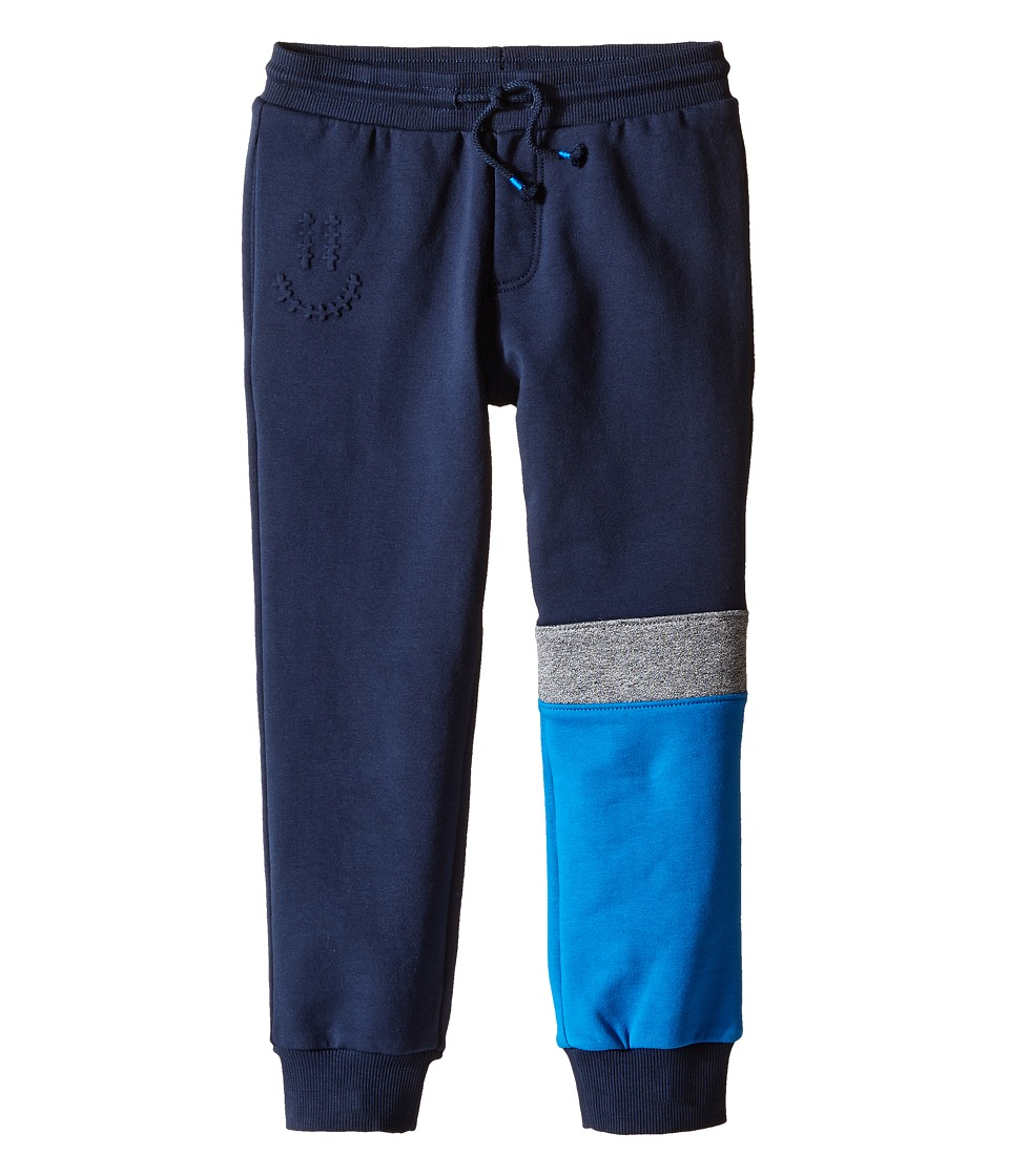 Kenzo Kids - Auguste Pants (Toddler/Little Kids) (Navy) Boy's Casual Pants