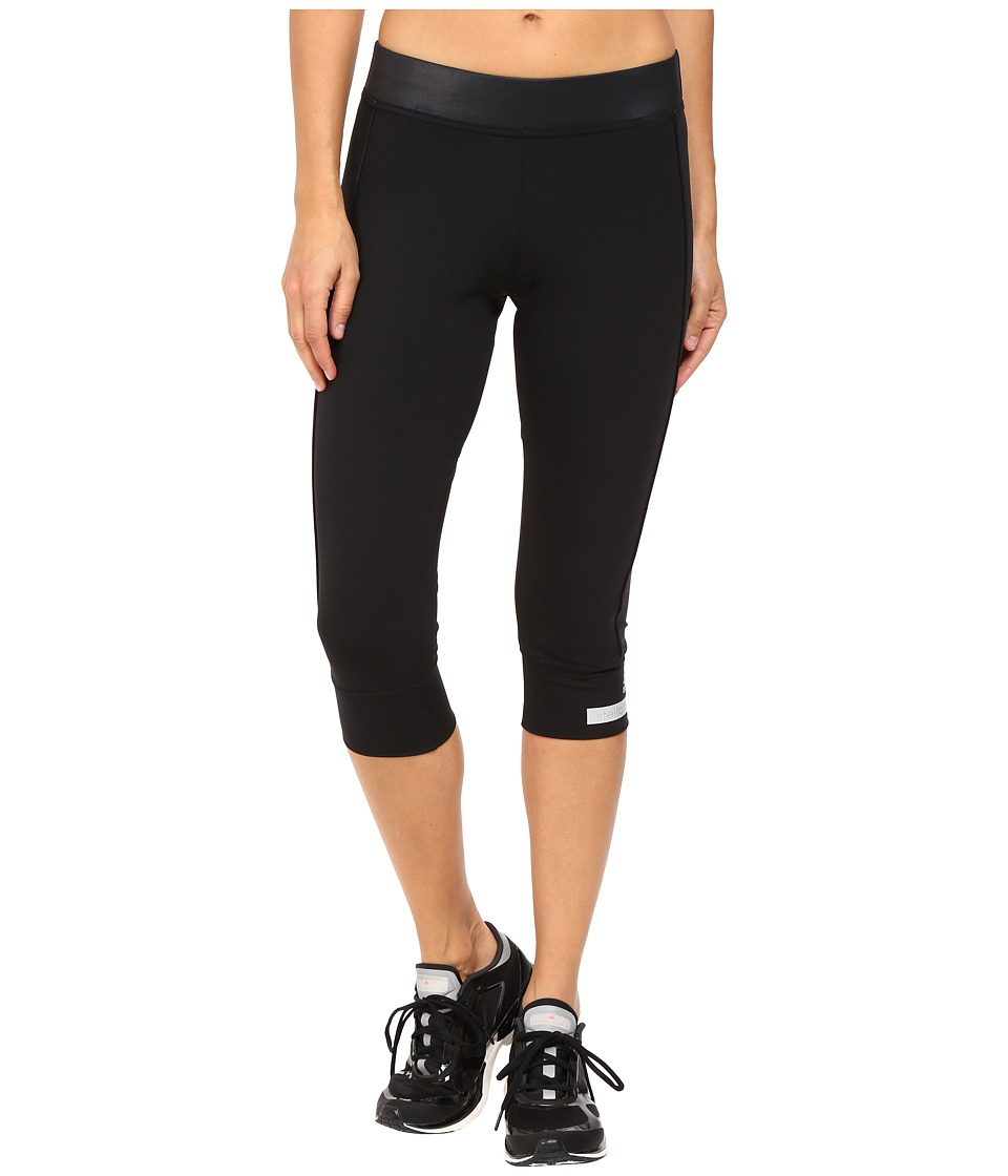 adidas by Stella McCartney - The Performance 3/4 Tights AX7063 (Black) Women's Casual Pants