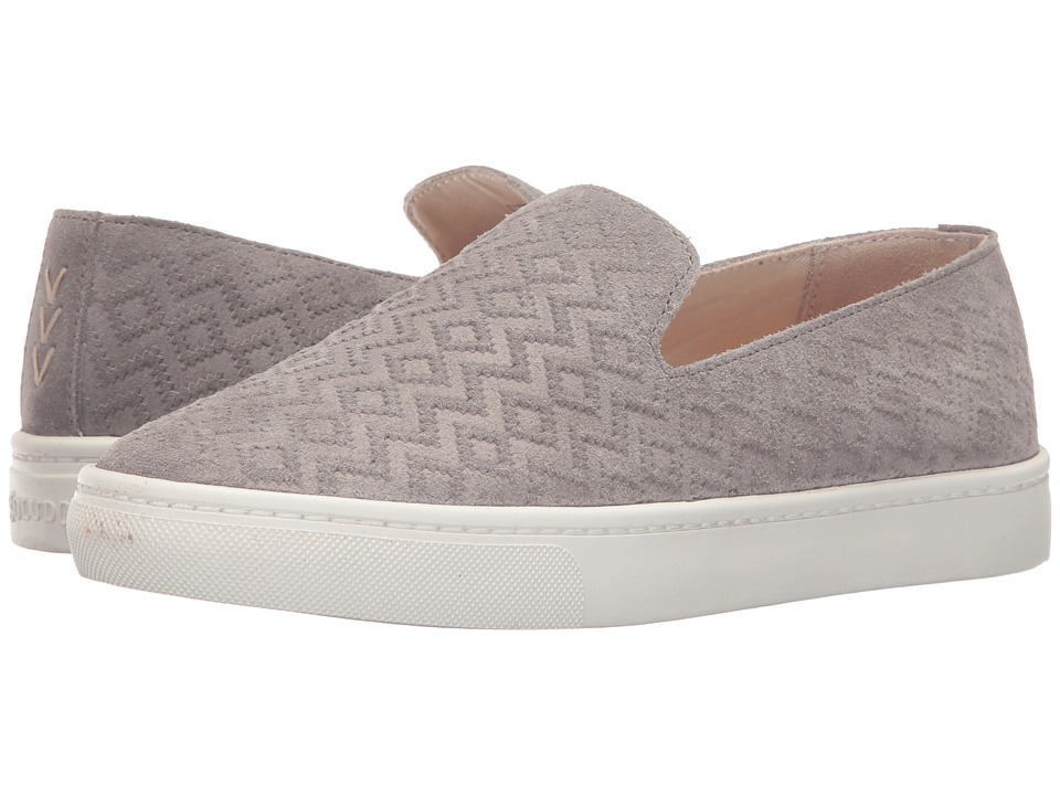 Soludos - Slip-On Sneaker (Bone Suede) Women's Slip on Shoes