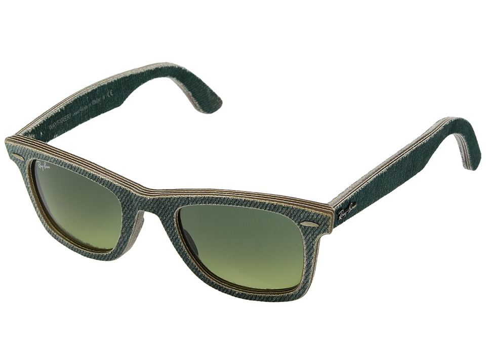 Ray-Ban - 0RB2140 (Green) Fashion Sunglasses