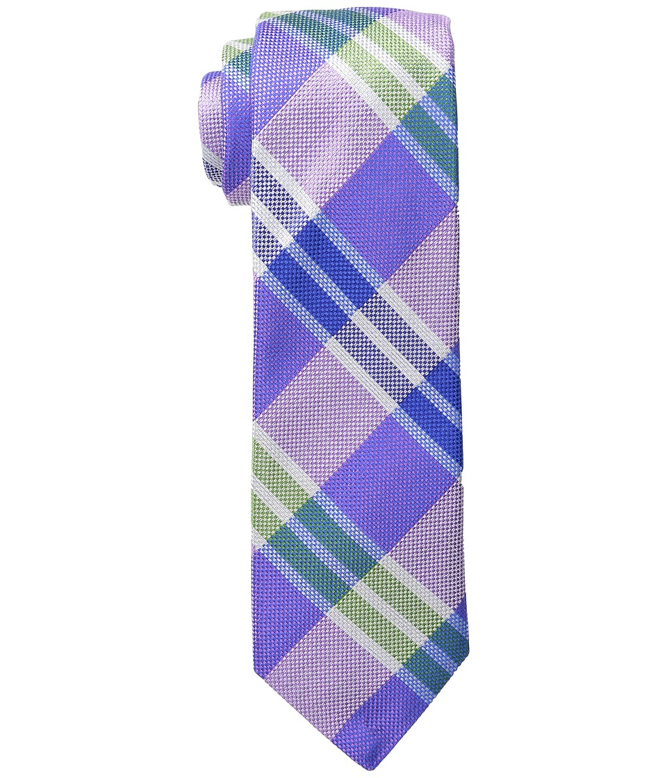 Ted Baker - Farmington Plaid (Lilac) Ties
