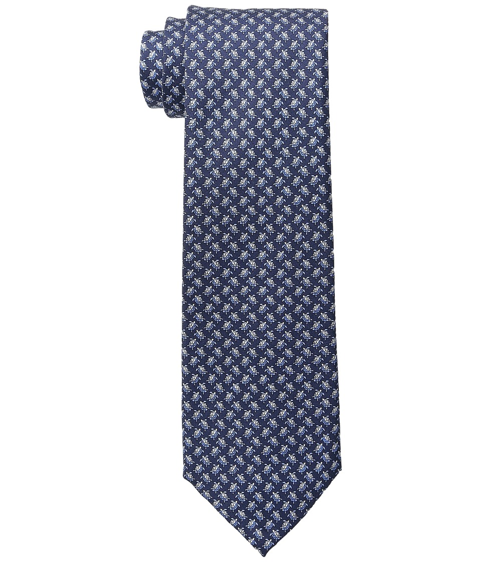 Tommy Hilfiger - Crawling Turtles (Navy) Ties