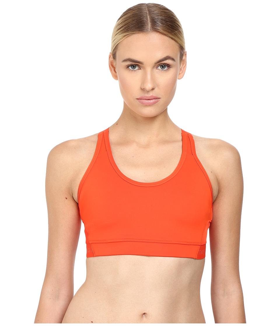 adidas by Stella McCartney - The Pull-On Bra AX7132 (Bold Orange) Women's Bra