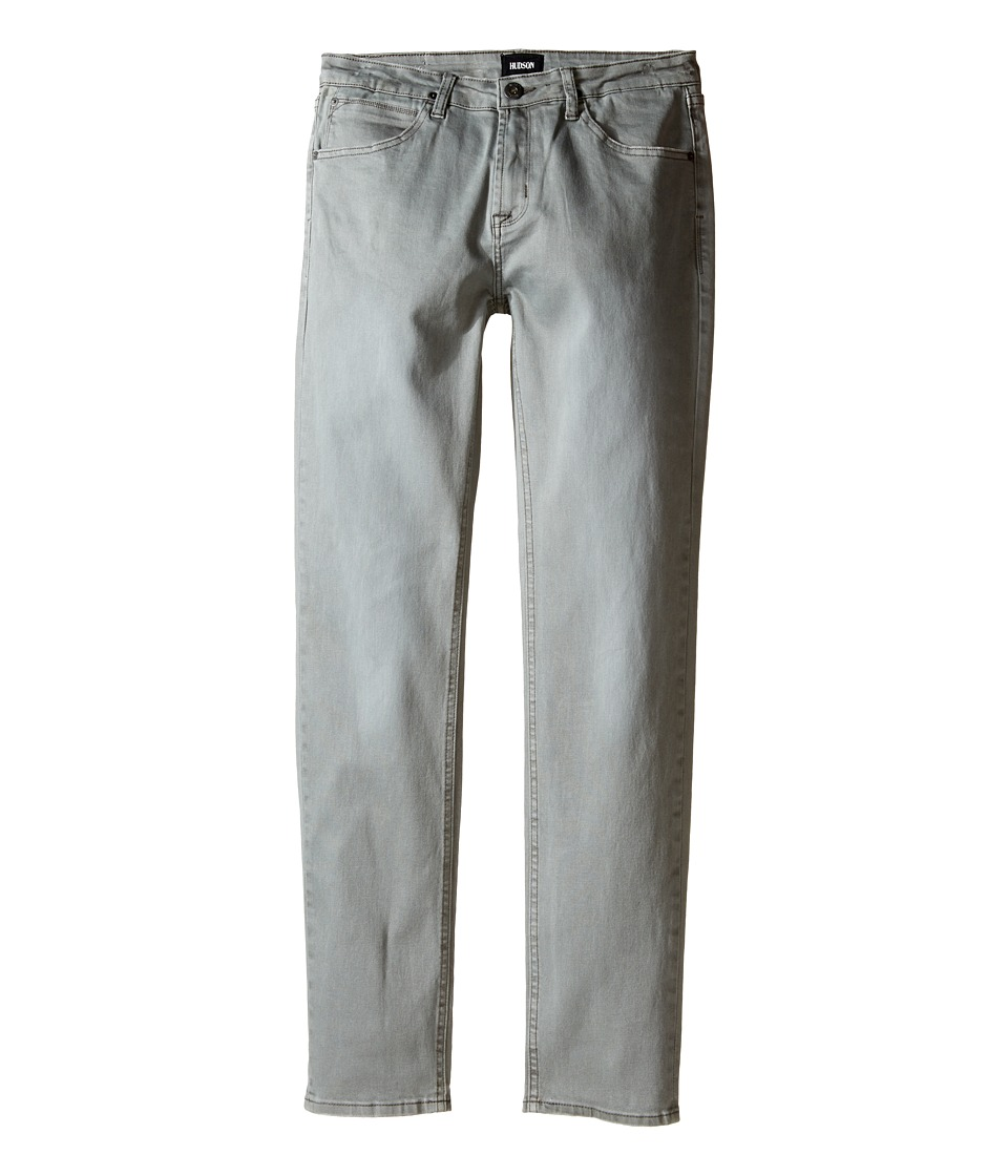 Hudson Kids - Jagger Slim Straight Five-Pocket in Platinum (Big Kids) (Platinum) Boy's Jeans