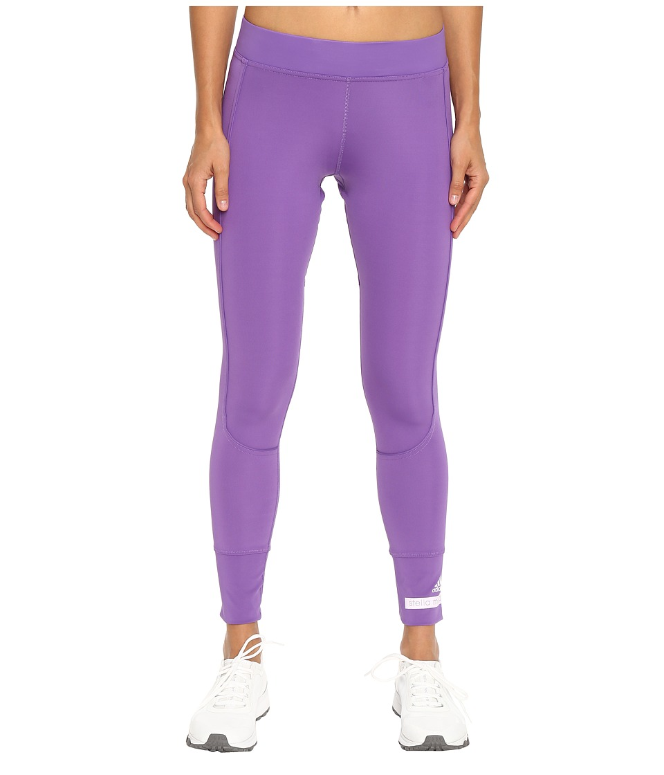 adidas by Stella McCartney - The Performance 7/8 Tights AX7061 (Deep Lilac) Women's Casual Pants