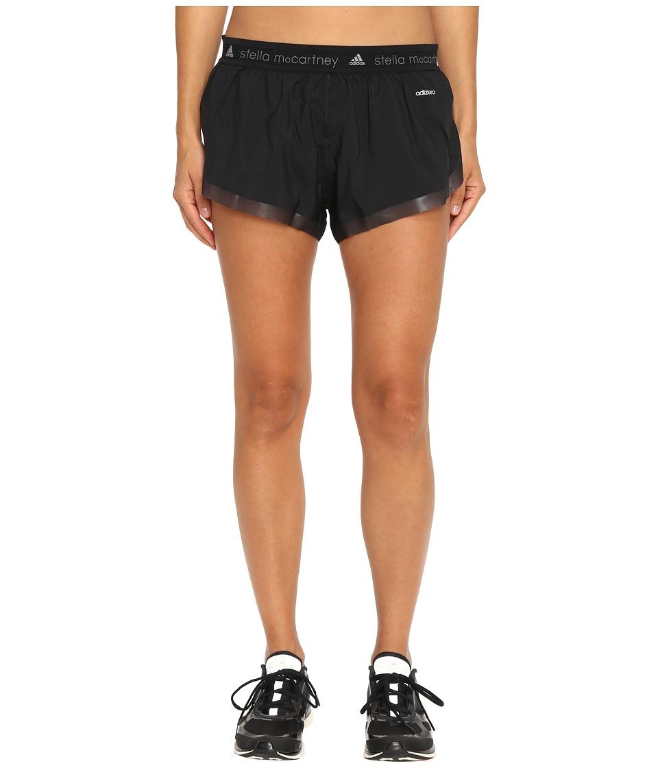 adidas by Stella McCartney - Run Adizero Shorts AZ8151 (Black) Women's Shorts