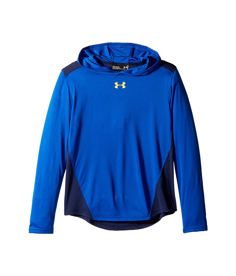 Under Armour Kids - Select Shooting Shirt (Big Kids) (Royal/Midnight Navy) Boy's Clothing
