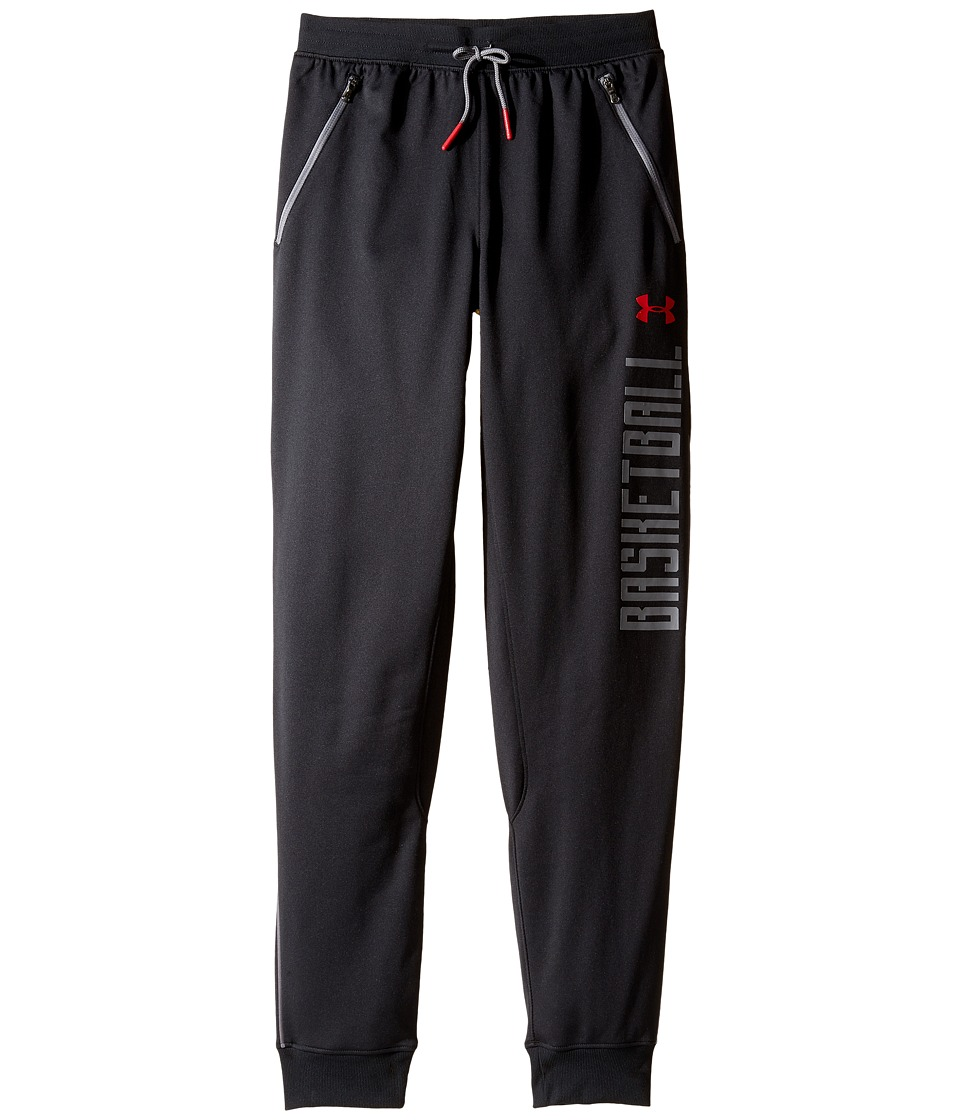 Under Armour Kids - Select Jogger (Big Kids) (Black/Graphite) Boy's Casual Pants