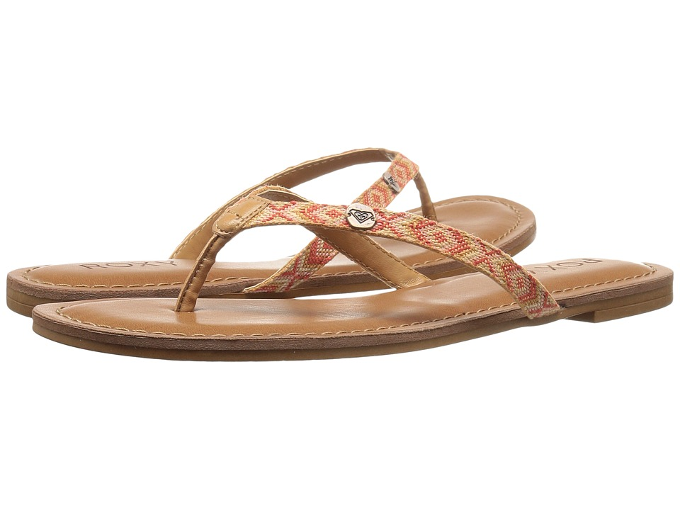 Roxy - Carmen (Multi) Women's Sandals