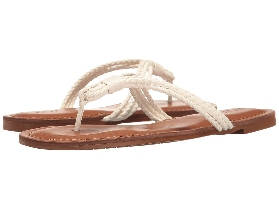 Roxy - Luz (White) Women's Sandals
