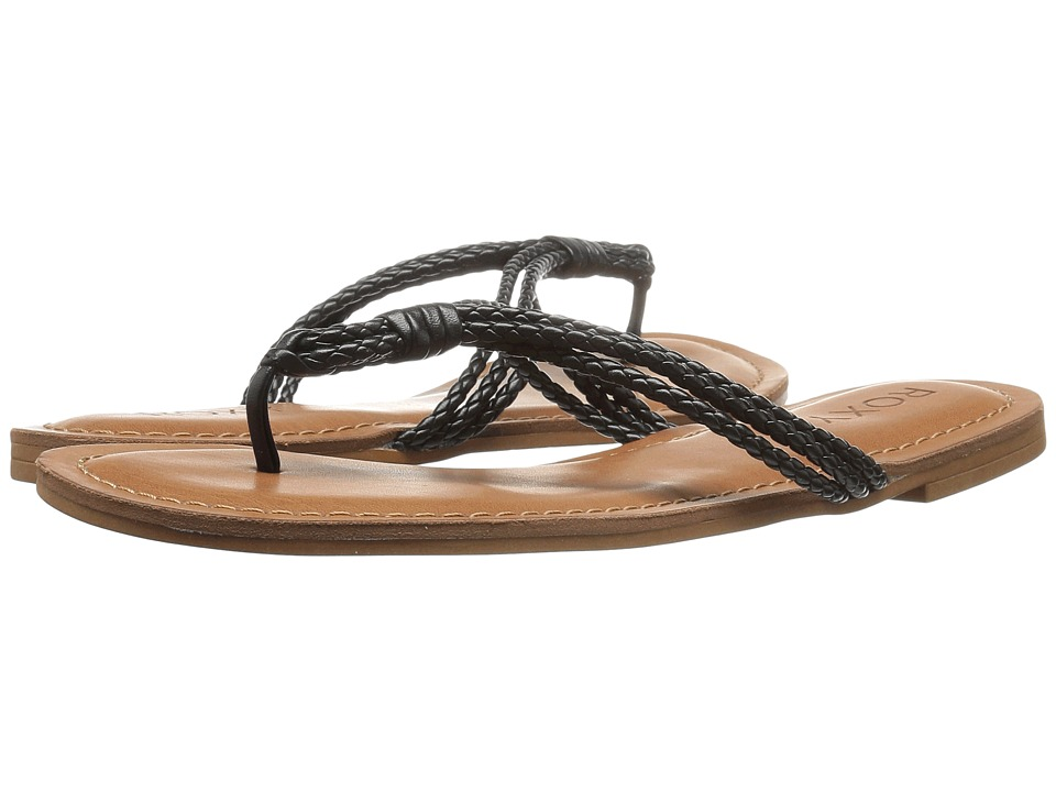 Roxy - Luz (Black) Women's Sandals