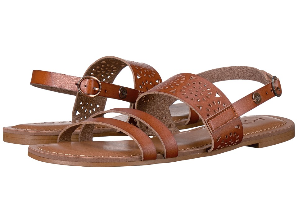 Roxy - Felicia (Brown) Women's Sandals