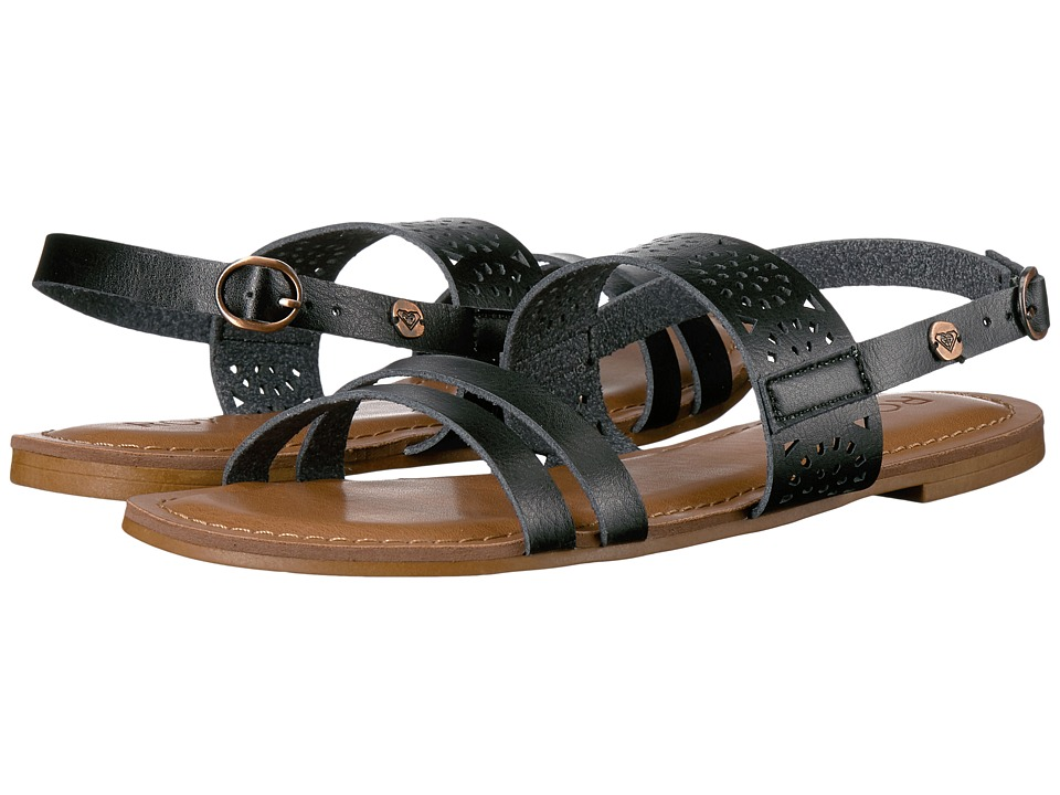 Roxy - Felicia (Black) Women's Sandals