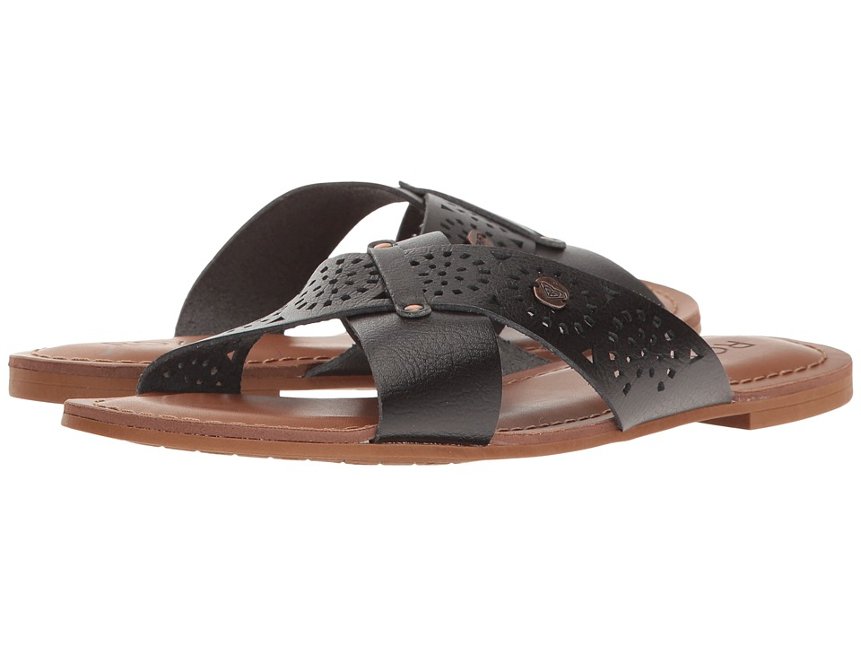 Roxy - Rocio (Black) Women's Sandals