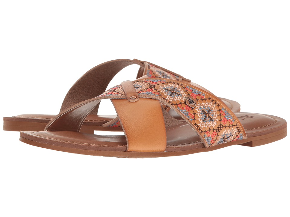 Roxy - Rocio (Tan) Women's Sandals