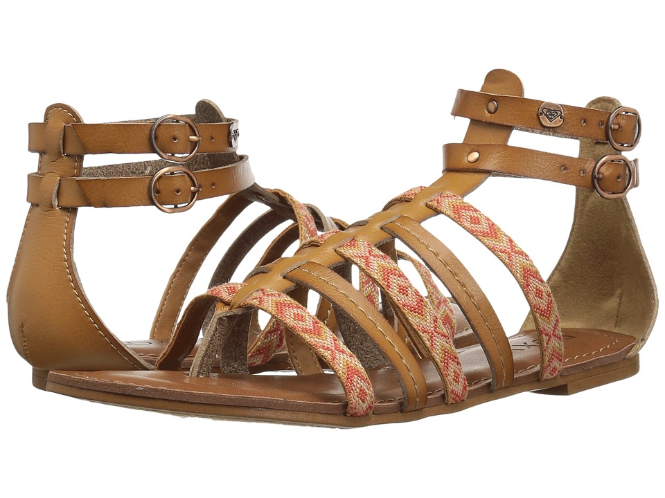 Roxy - Emilia (Tan) Women's Sandals