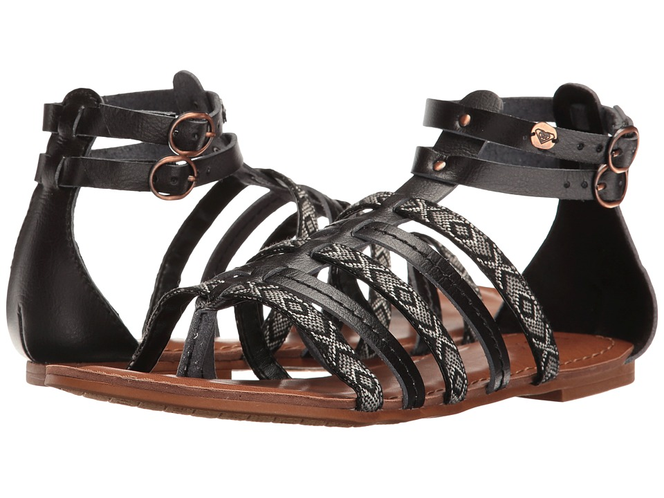 Roxy - Emilia (Black) Women's Sandals