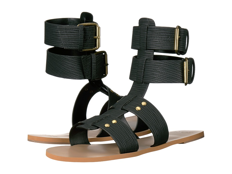 Roxy - Tyler (Black) Women's Sandals