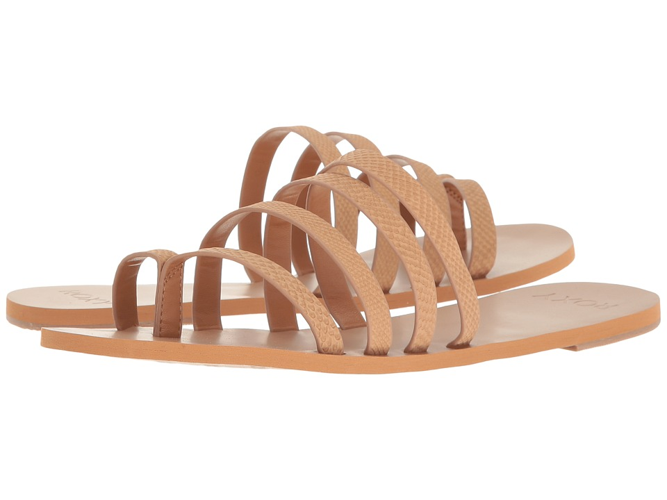 Roxy - Mattie (Tan) Women's Sandals