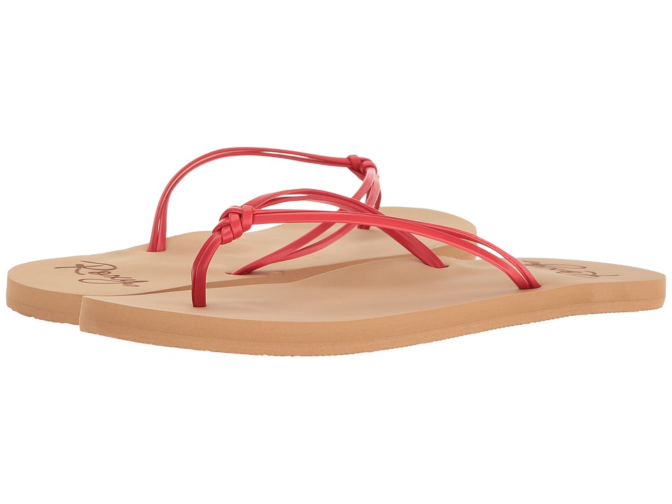 Roxy - Lahaina (Red) Women's Sandals