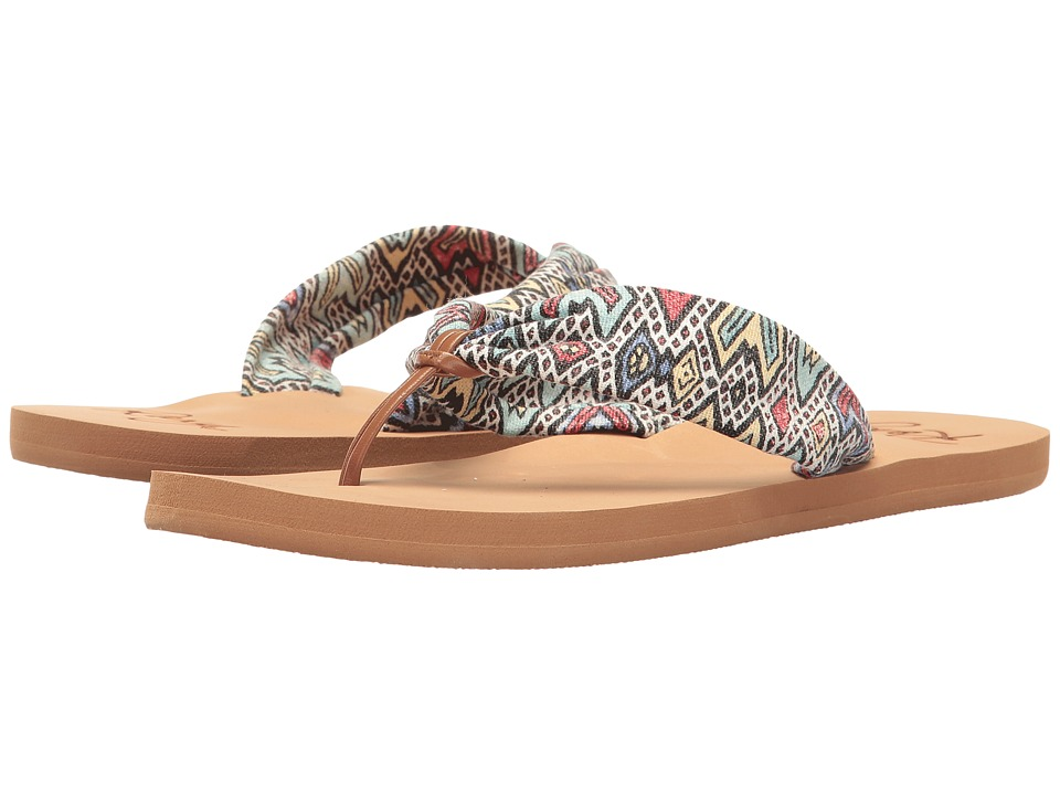 Roxy - Paia (Multi) Women's Sandals