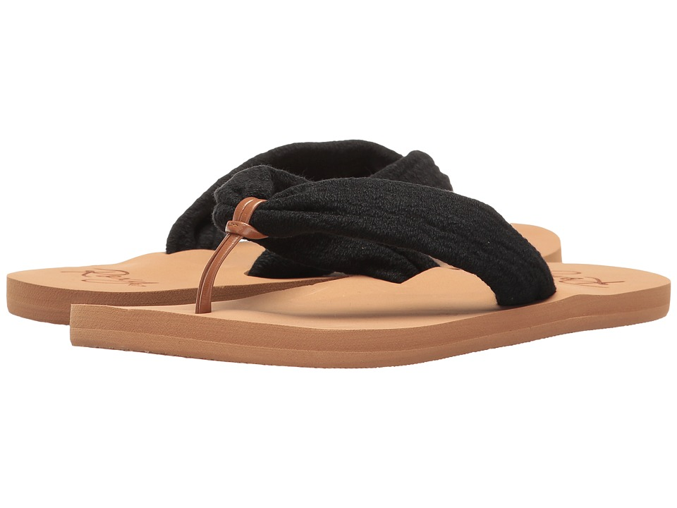 Roxy - Paia (Black) Women's Sandals