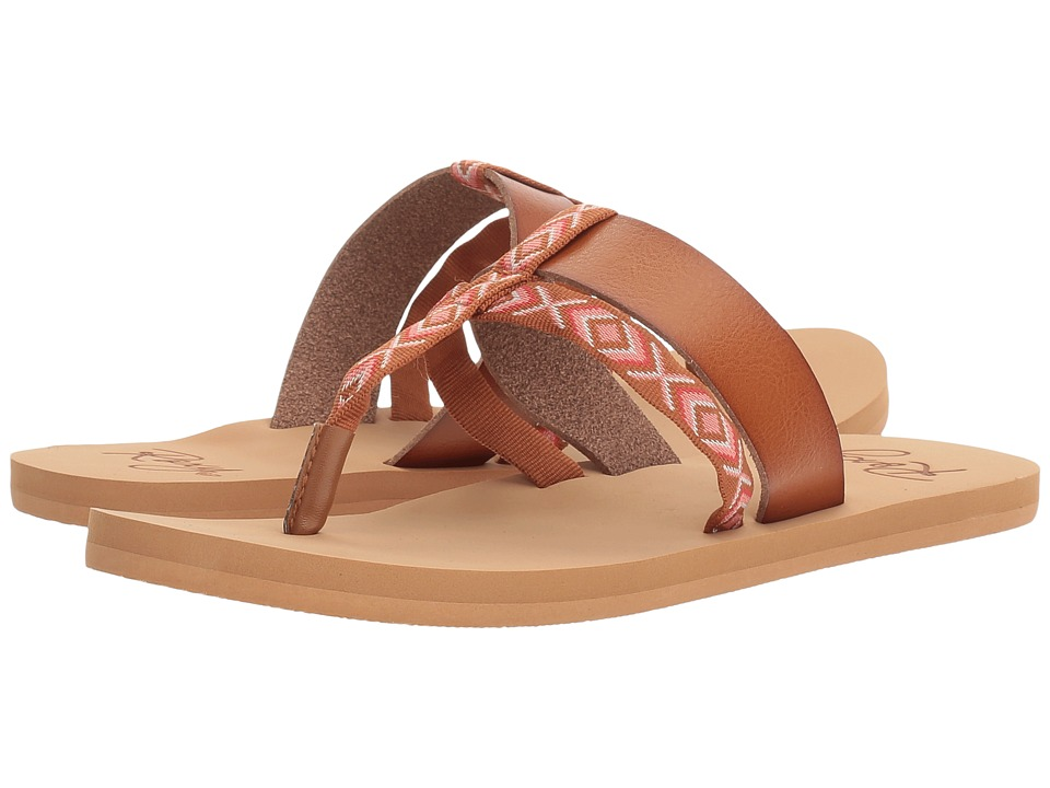 Roxy - Kahula (Tan) Women's Sandals