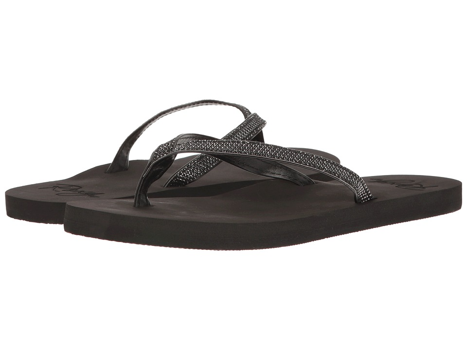 Roxy - Napili (Black) Women's Sandals