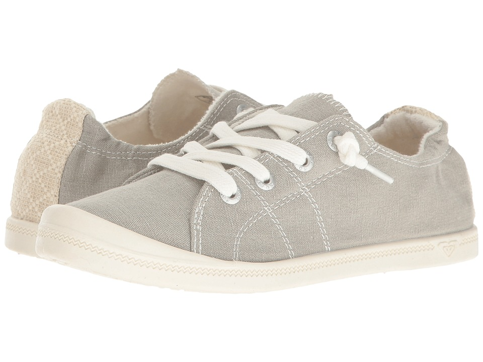 Roxy - Rory (Grey) Women's Lace up casual Shoes